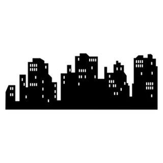 Sticker-skyline